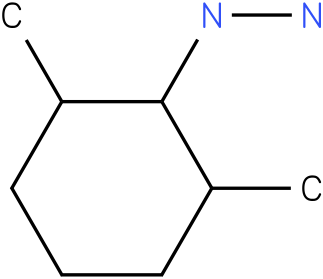 1-(2,6-dimethylcyclohexyl)hydrazine