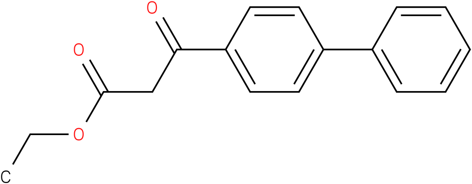 ETHYL 3-(4-BIPHENYL) -3- OXOPROPANOATE