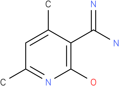 2-Hydroxy-4,6-Dimethyl-Nicotinamidine