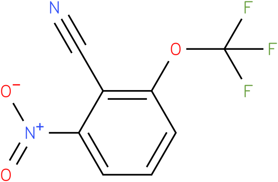 2-nitro-6-(trifluoromethoxy)benzonitrile