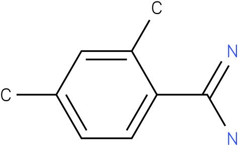 2,4-Dimethyl-Benzamidine
