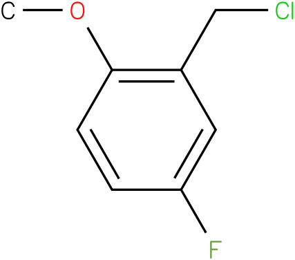 2-(chloromethyl)-4-fluoro-1-methoxybenzene