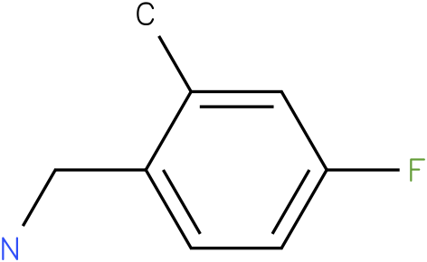 4-fluoro-2-methylbenzylamine