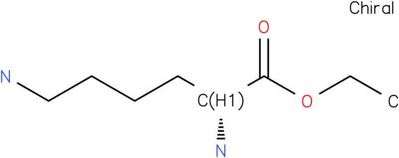 (R)-ethyl 2,6-diaminohexanoate