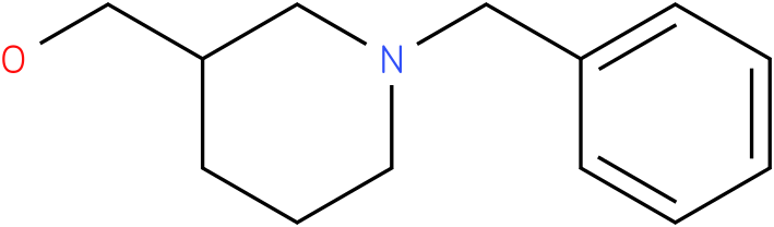 (1-benzyl-3-piperidinyl)methanol