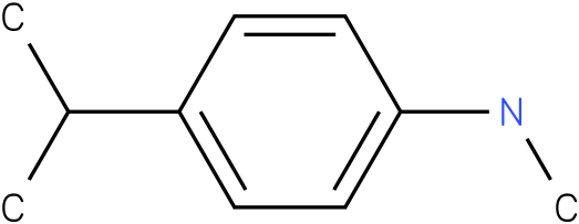 4-isopropyl-N-methylbenzenamine