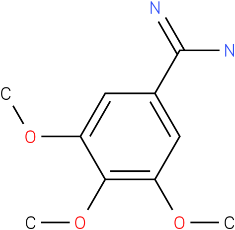 3,4,5-Trimethoxy-Benzamidine