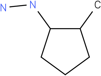 1-(2-methylcyclopentyl)hydrazine