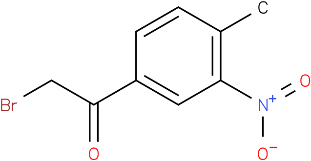 2-bromo-1-(4-methyl-3-nitro-phenyl)- ethanone