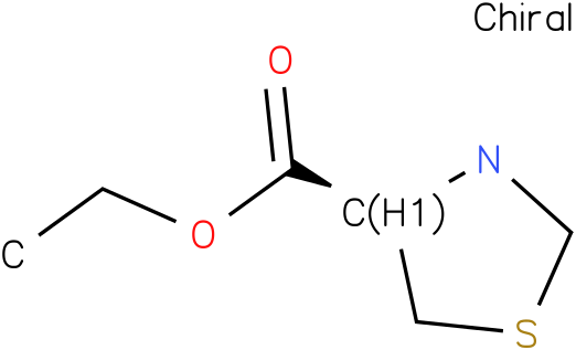 (R)-ethyl thiazolidine-4-carboxylate