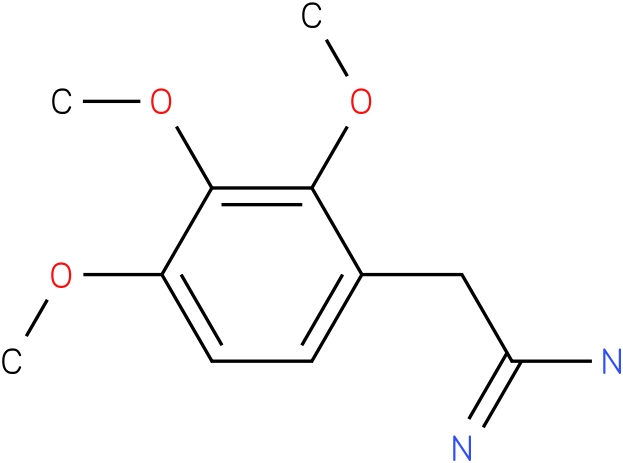 2-(2,3,4-Trimethoxy-Phenyl)-Acetamidine
