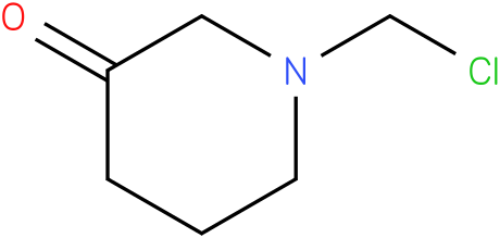 1-(chloromethyl)piperidin-3-one