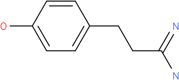 3-(4-Hydroxy-Phenyl)-Propionamidine