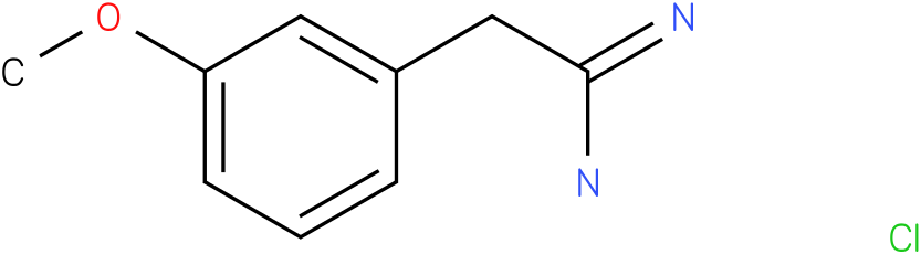 2-(3-Methoxy-Phenyl)-Acetamidine