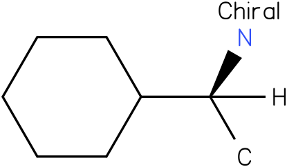 (S)-(+)-1-Cyclohexylethylamine