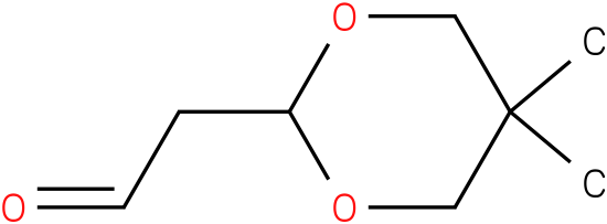 2-(5,5-dimethyl-1,3-dioxan-2-yl)acetaldehyde