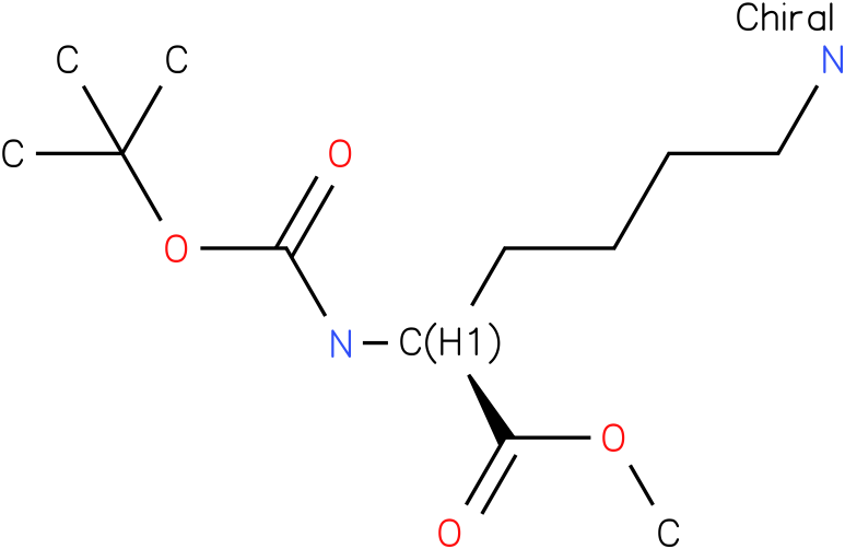 Boc-L-Lysinemethyl ester