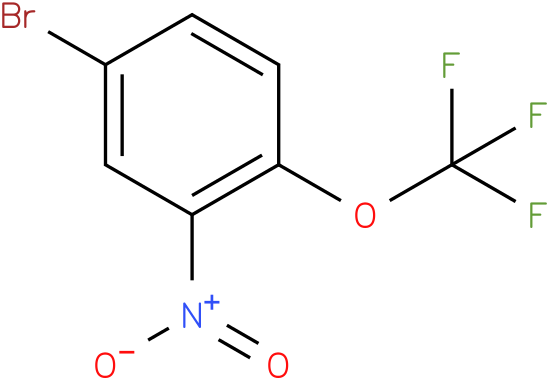 3-NITRO-4-(TRIFLUOROMETHOXY)BROMOBENZENE