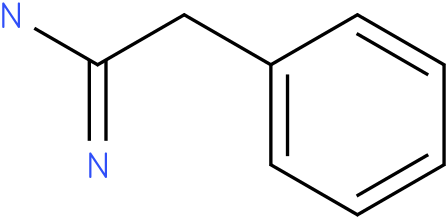 2-phenyl-acetamidine