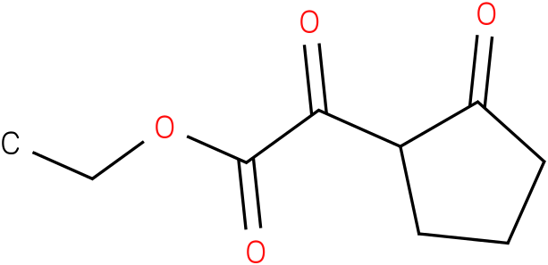 ethyl 2-oxo-2-(2-oxocyclopentyl)acetate