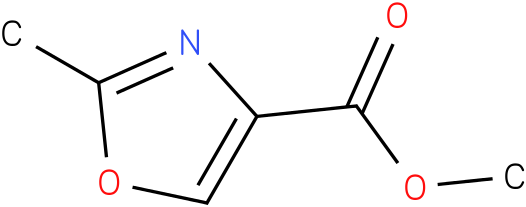 2-methyl-oxazole-4-carboxylic aicd methyl ester
