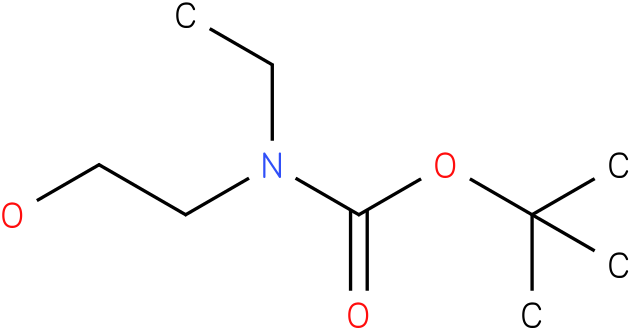 ethyl-(2-hydroxy-ethyl)-carbamic acid tert-butyl ester