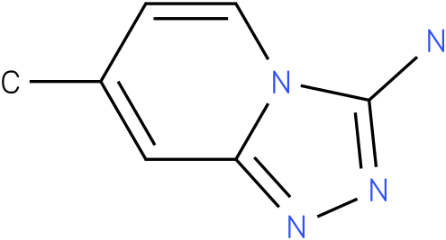 7-methyl-[1,2,4]triazolo[4,3-a]pyridin-3-amine