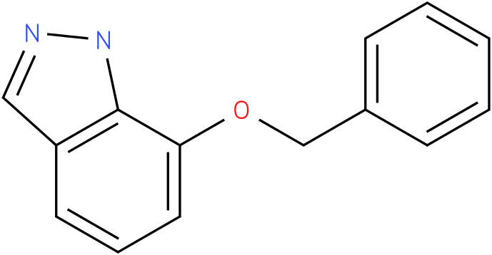 7-(benzyloxy)-1H-indazole