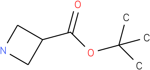 tert-butyl azetidine-3-carboxylate