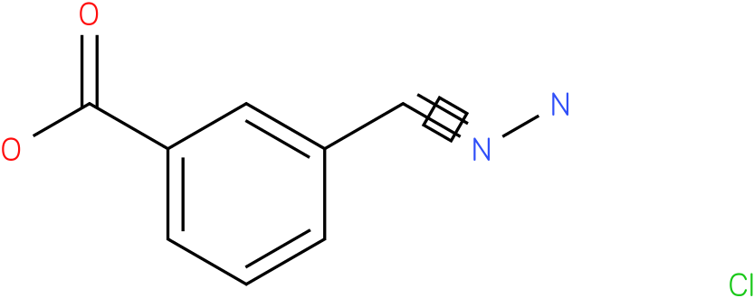 3-(aminoiminomethyl)-benzoic acid