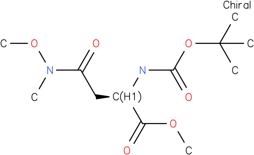 (R)-methyl 3,10,10-trimethyl-4,8-dioxo-2,9-dioxa-3,7-diazaundecane-6-carboxylate
