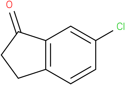 6-chloro-2,3-dihydroinden-1-one