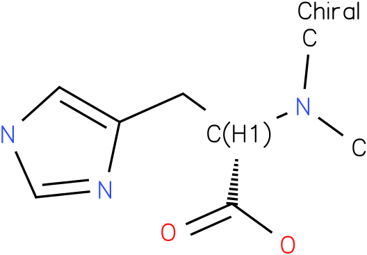 N,N-dimethyl-Histidine