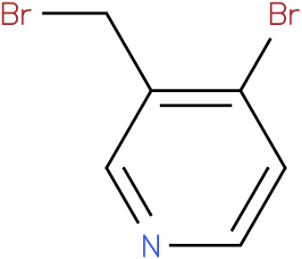 4-bromo-3-(bromomethyl)pyridine