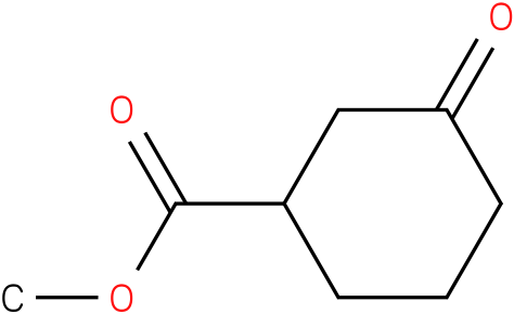 3-OXO-CYCLOHEXANECARBOXYLIC ACID METHYL ESTER