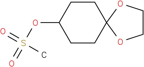 1,4-DIOXASPIRO[4.5]DECAN-8-YL METHANESULFONATE