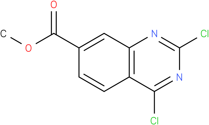 methyl 2,4-dichloroquinazoline-7-carboxylate