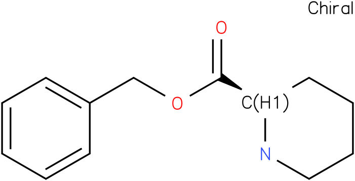 (R)-benzyl piperidine-2-carboxylate