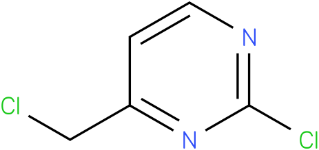 2-chloro-4-(chloromethyl)pyrimidine