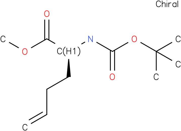 (2S)-BOC-2-AMINO-5-HEXENOIC ACID METHYL ESTER