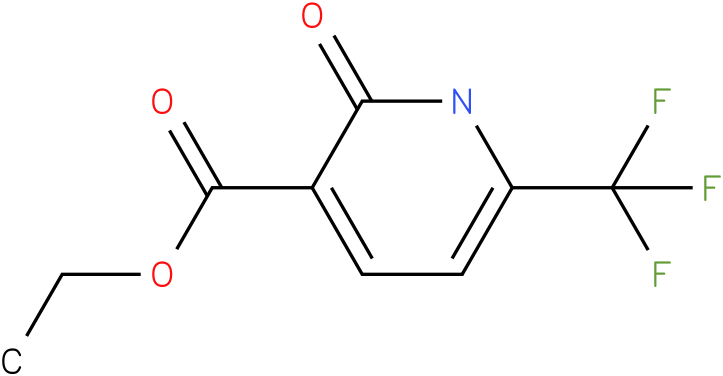 ethyl 2-oxo-6-(trifluoromethyl)-1,2-dihydropyridine-3-carboxylate