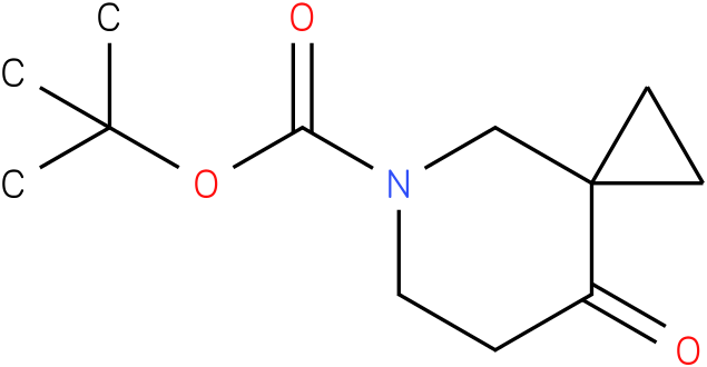 tert-butyl 8-oxo-5-azaspiro[2.5]octane-5-carboxylate