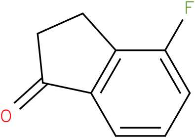 4-fluoro-2,3-dihydroinden-1-one