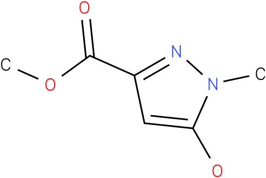5-Hydroxy-1-methyl-1H-pyrazole-3-carboxylic acid methyl ester