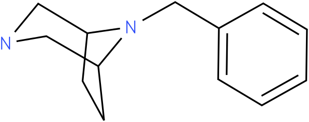 8-BENZYL-3,8-DIAZA-BICYCLO[3.2.1]OCTANE