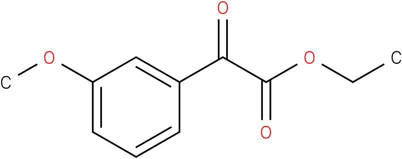 Ethyl 3-methoxybenzoylformate