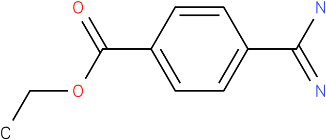 ethyl 4-amidinobenzoate