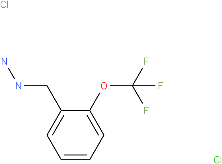 1-(2-(trifluoromethoxy)benzyl)hydrazine