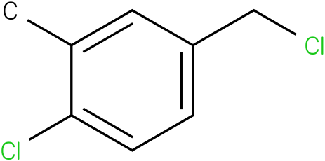1-chloro-4-(chloromethyl)-2-methylbenzene