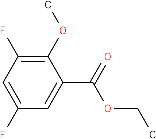 ethyl 3,5-difluoro-2-methoxybenzoate